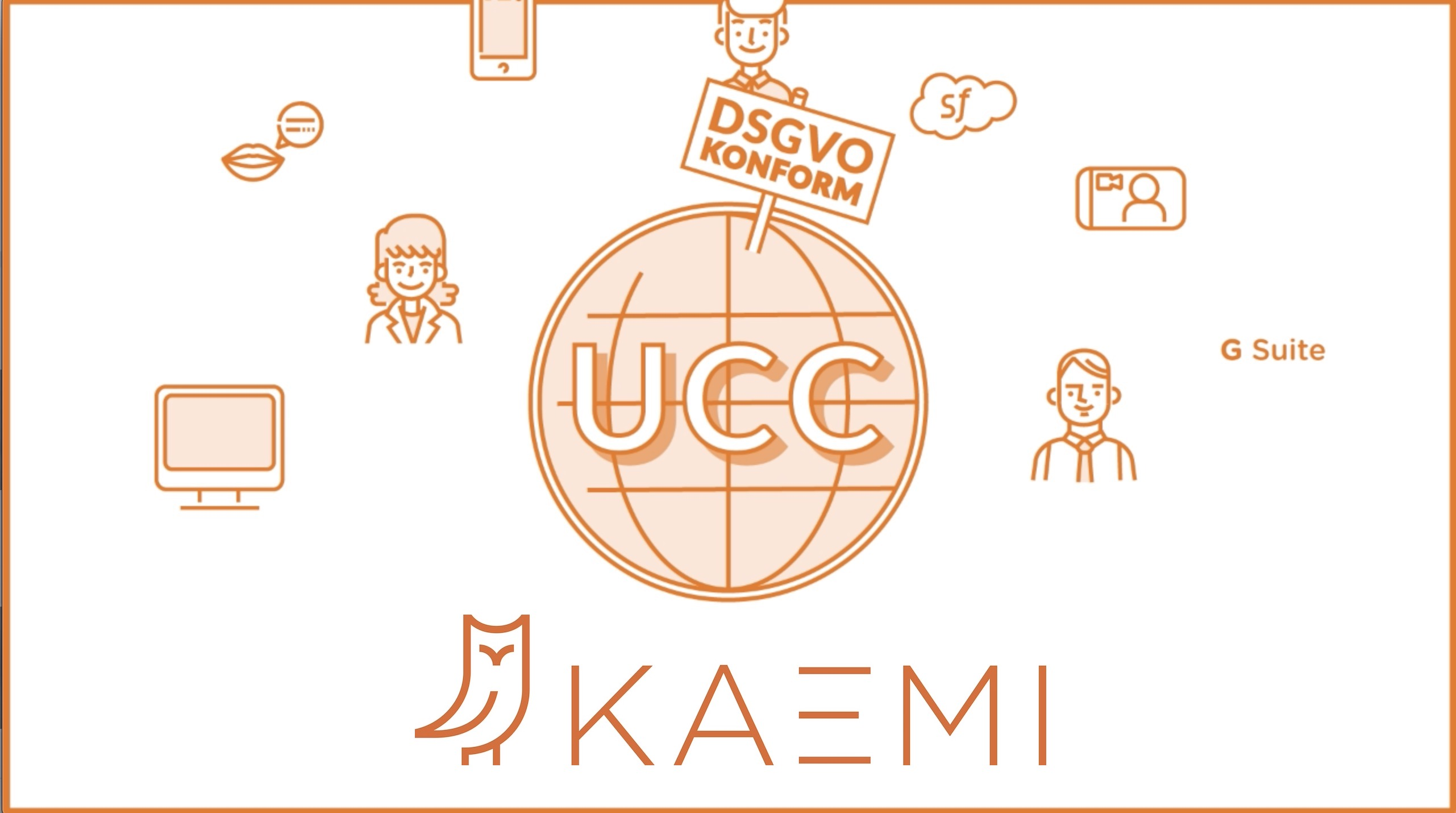 Unified Communications & Collaborations / UCC / Video